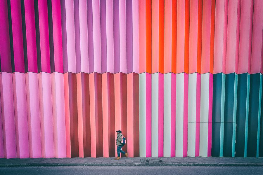 I walk the LINE by Romina Kutlesa on 500px.com