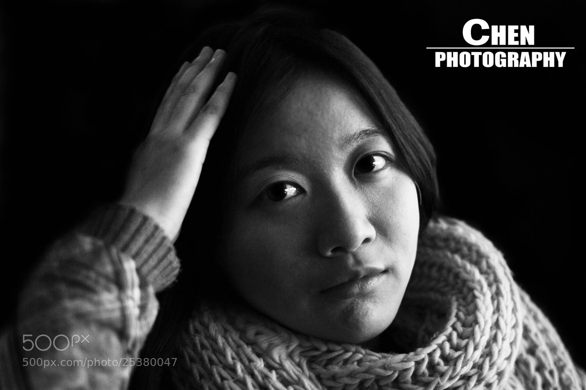 Photograph wisperring  eyes by Evan Chen on 500px