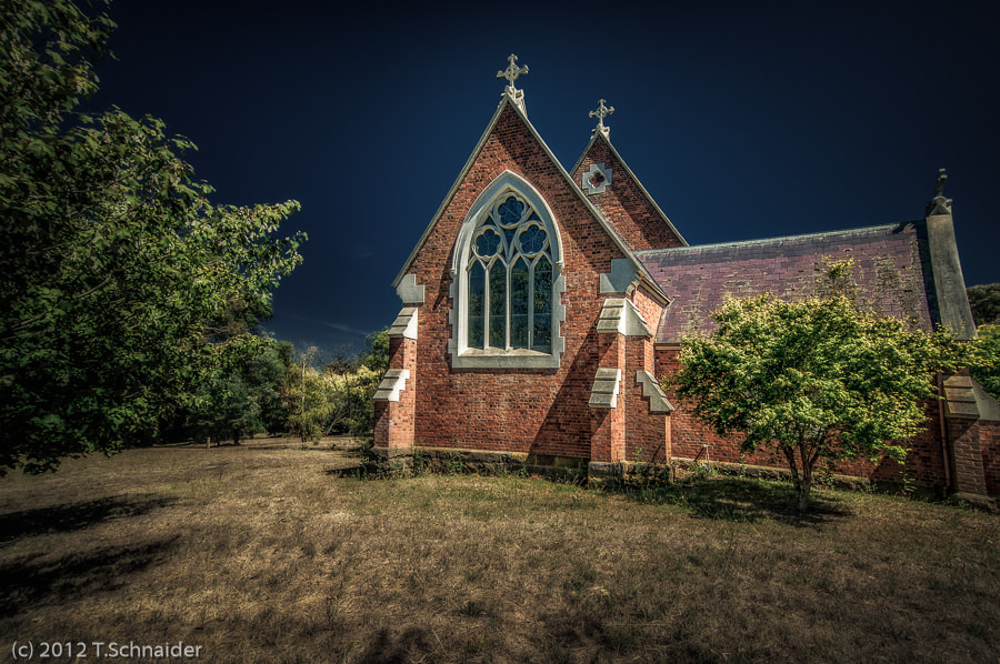 Photograph Country Church by tschnaider on 500px