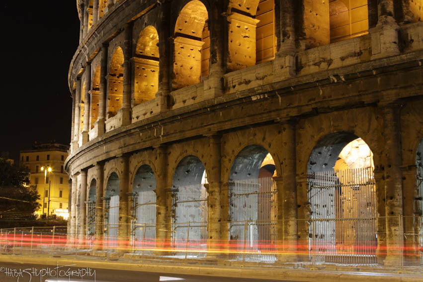 Photograph Colosseo by night by Habashy Photography on 500px