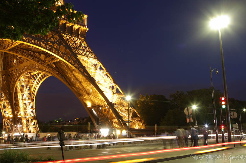Photograph Paris by night by Habashy Photography on 500px