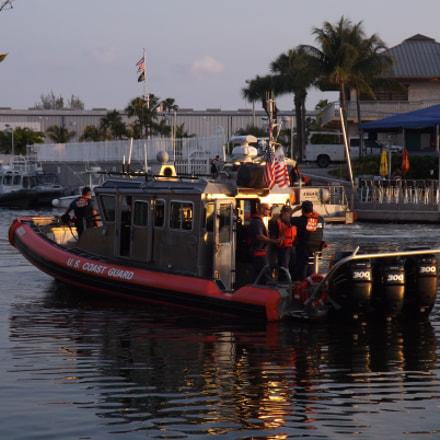 Fast Boat, Fujifilm FinePix S4400