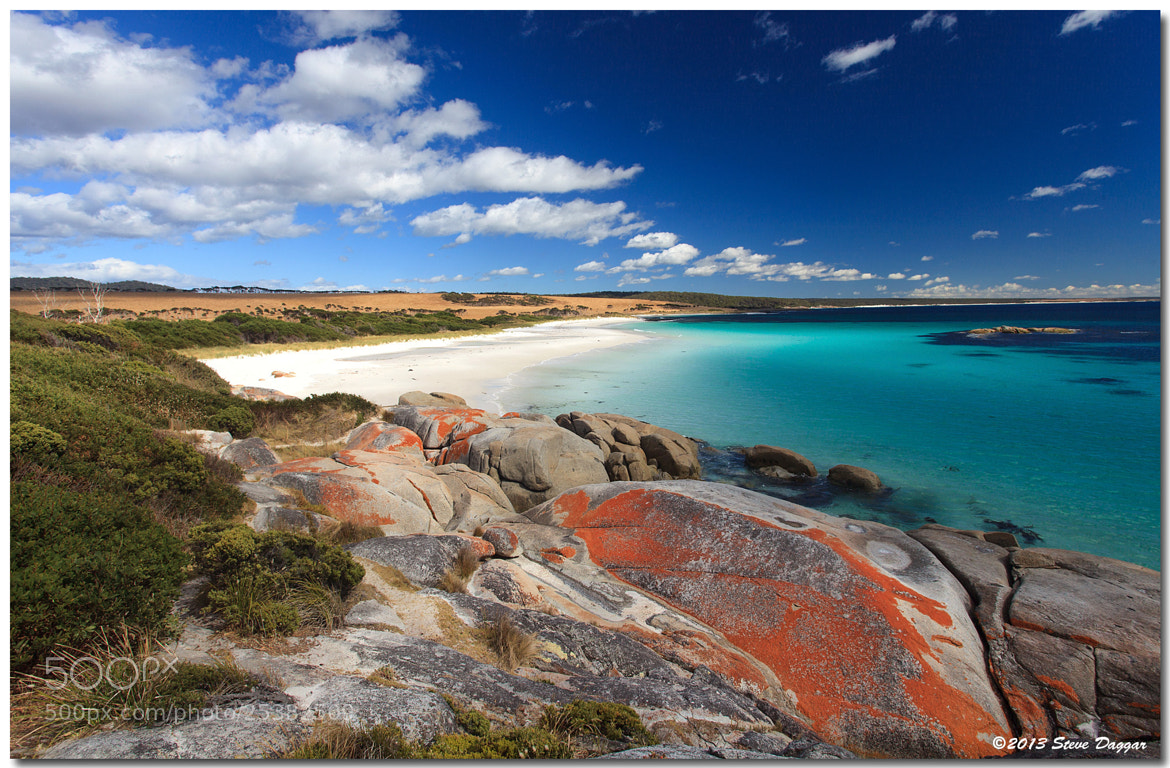 Photograph Bay Of Fires by Steve Daggar on 500px
