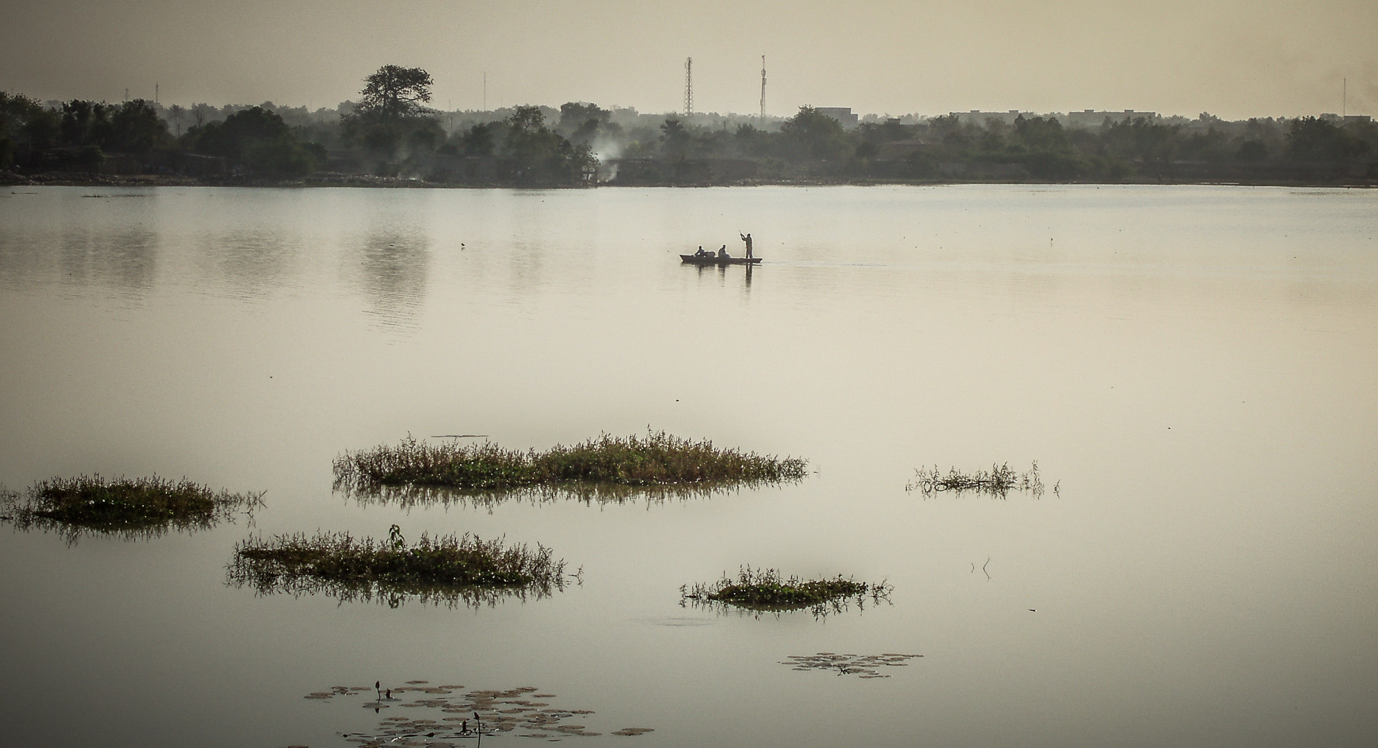 Photograph Ouagadougou Dam n° 3 by Christian  MICHEL on 500px