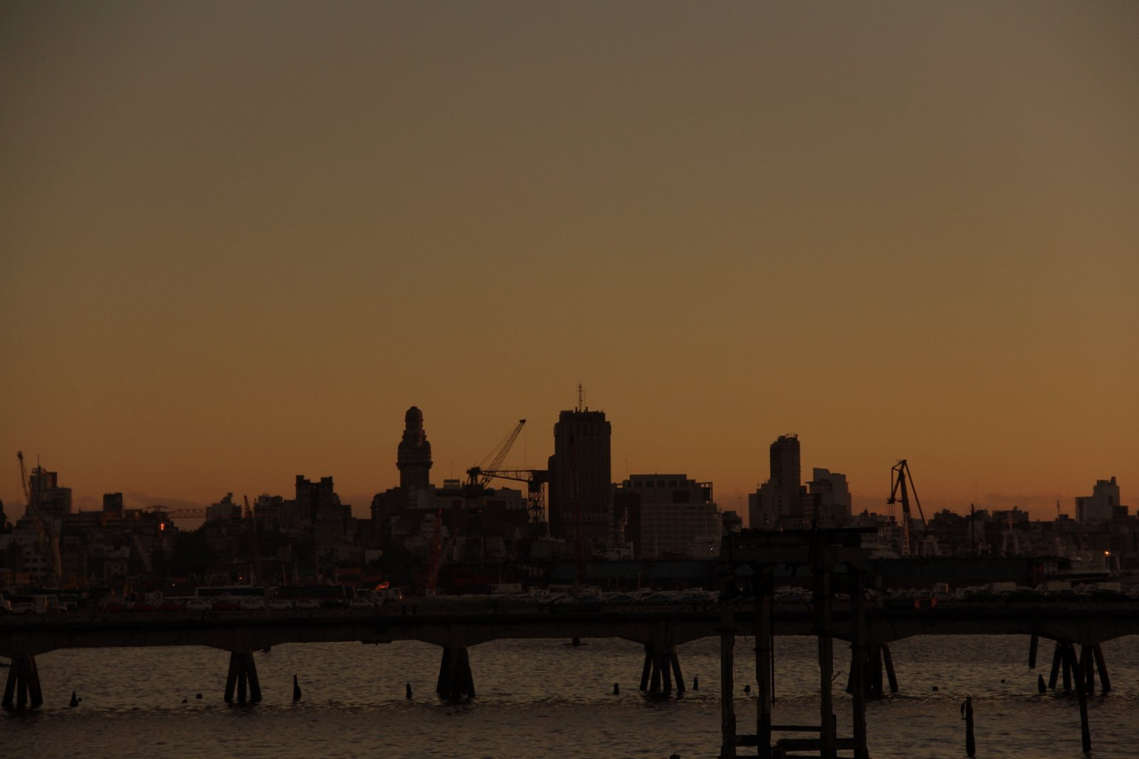 Photograph Montevideo by Gregory Felito on 500px