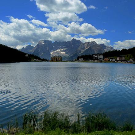Misurina lake, Canon EOS 6D, Canon EF 24-70mm f/4L IS USM