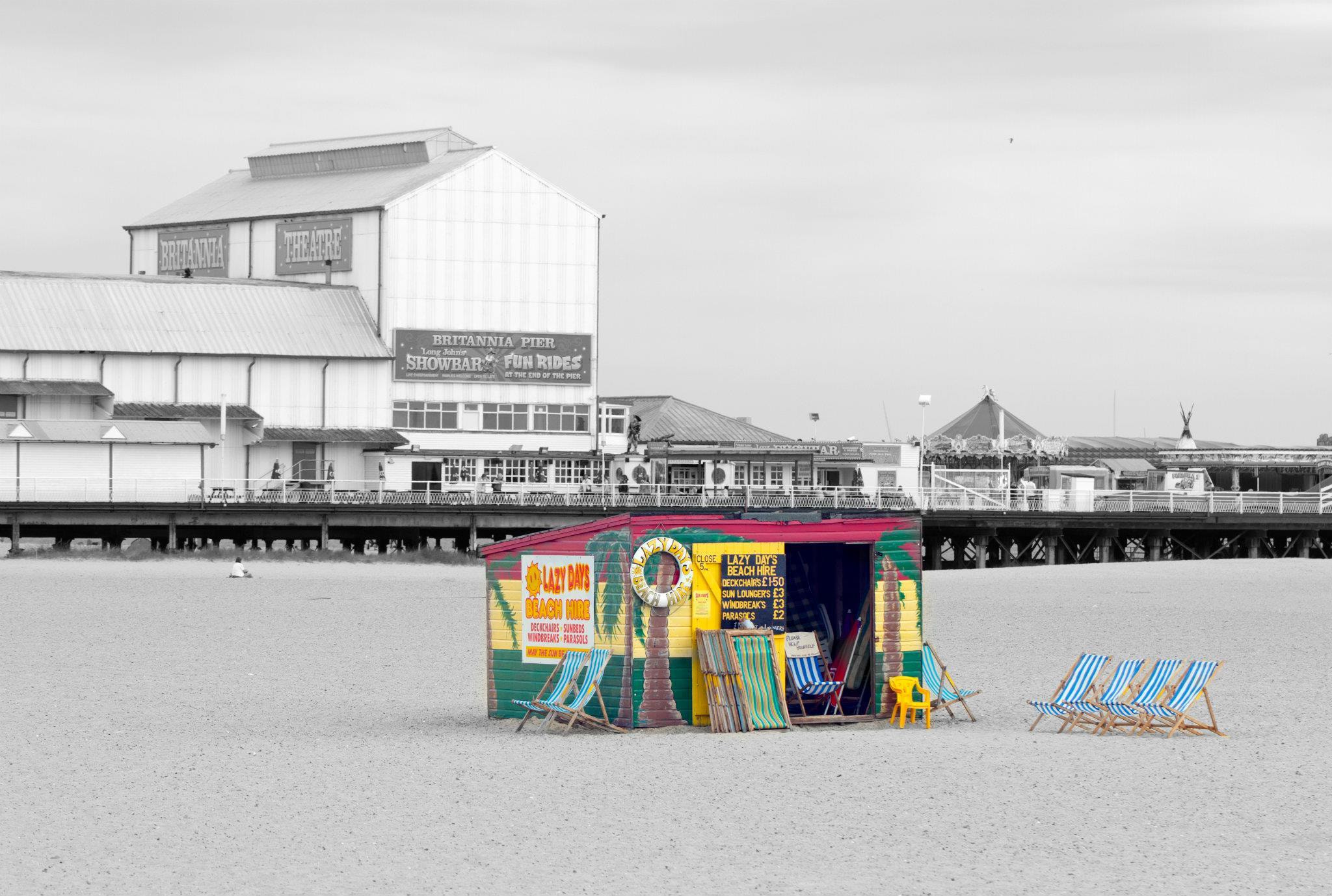Photograph Gt Yarmouth Sea Front by Jay Rowe on 500px