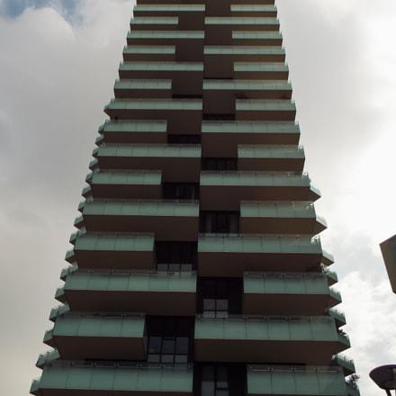 New city, Milano, Fujifilm FinePix S8200