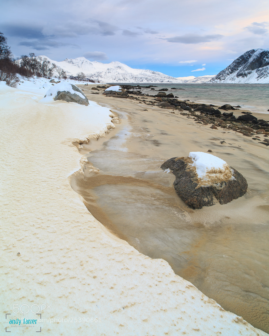 Photograph Arctic Beach by Andy Farrer on 500px