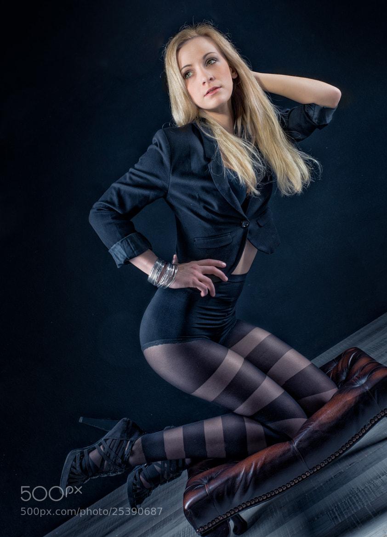 Photograph Cora by Jens Hugo on 500px
