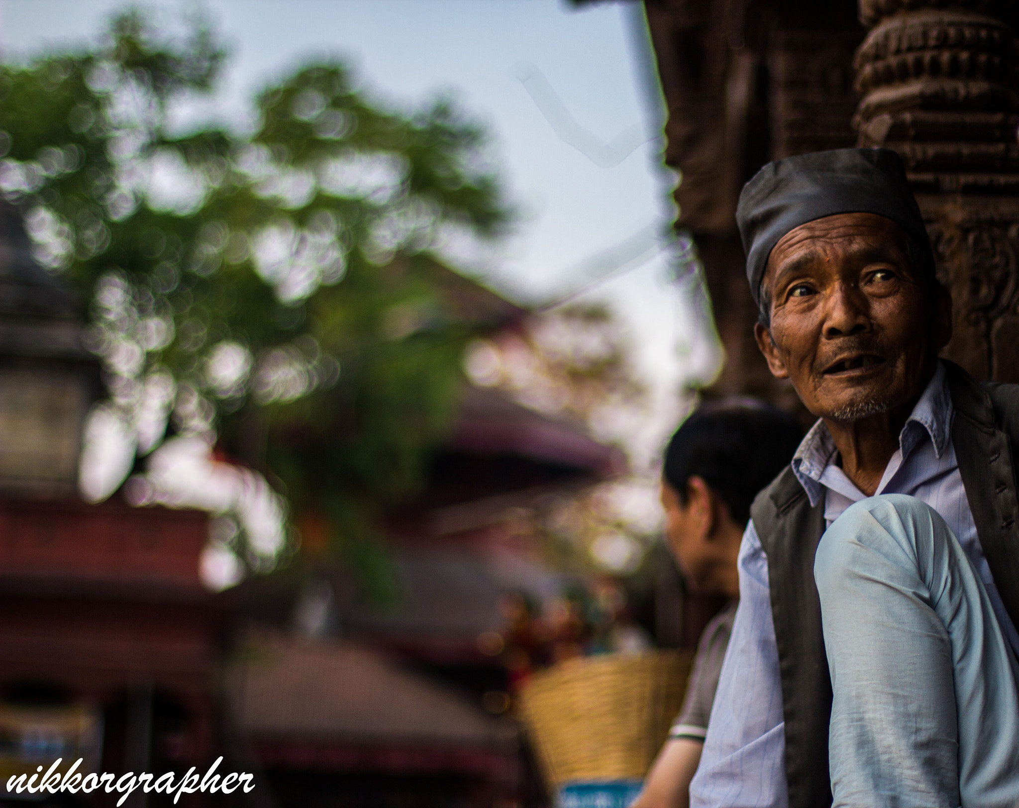 Photograph Old Man by Nikkorgraphy (Udhab) on 500px