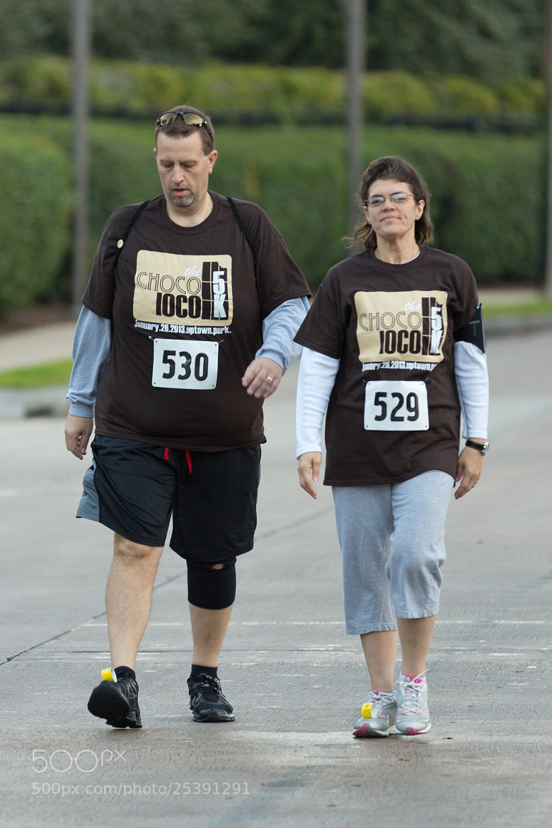 Photograph Chocoloco 5K - Houston 2013 by Salim waguila on 500px