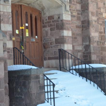 Empty Church, Nikon D7000, AF Zoom-Nikkor 24-85mm f/2.8-4D IF