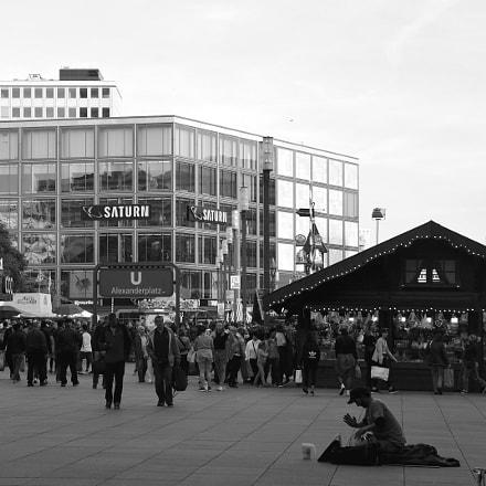 Alexanderplatz, Nikon D5200, Sigma 18-200mm F3.5-6.3 II DC OS HSM
