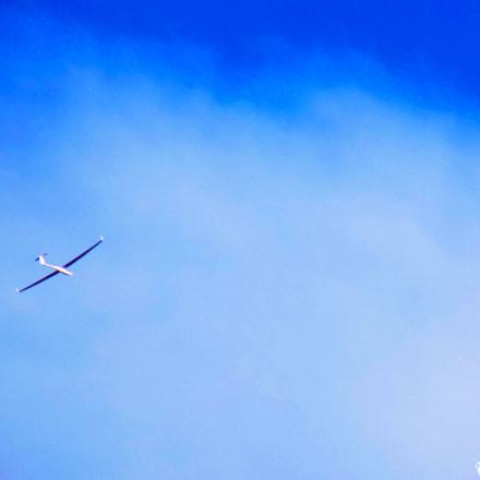 Sky glider, Nikon COOLPIX L330