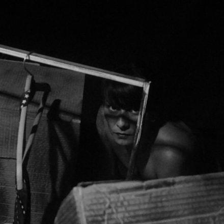 Clamton - Backstage, Sony NEX-F3, Tamron 18-200mm F3.5-6.3 Di III VC