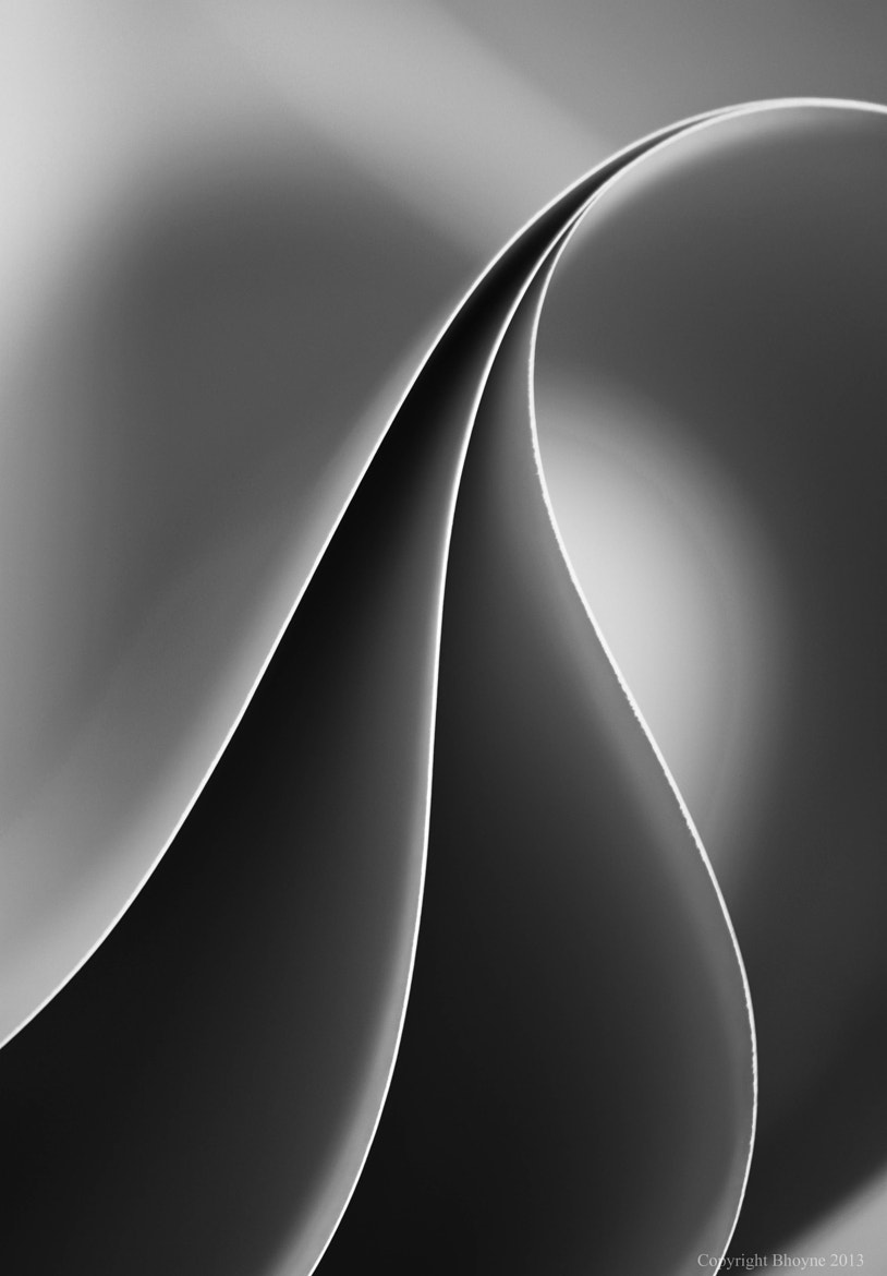 Photograph B/W Abstract by Brian Hoyne on 500px