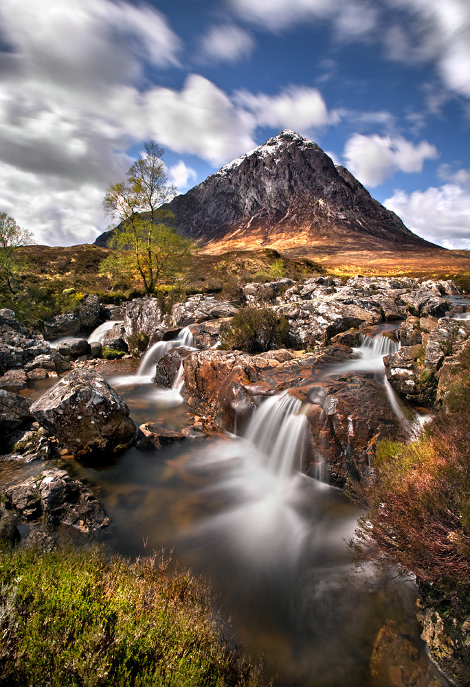 Photograph The Buachaille by Stephen Emerson on 500px