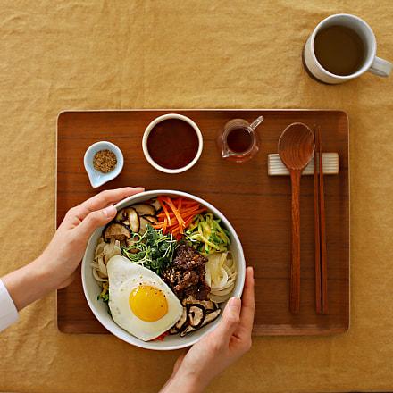 Bibimbap, Korean Food, Canon EOS 6D MARK II, Sigma 50mm f/1.4 EX DG HSM