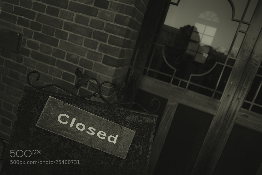 Photograph closed by Nobuo Furuhashi on 500px