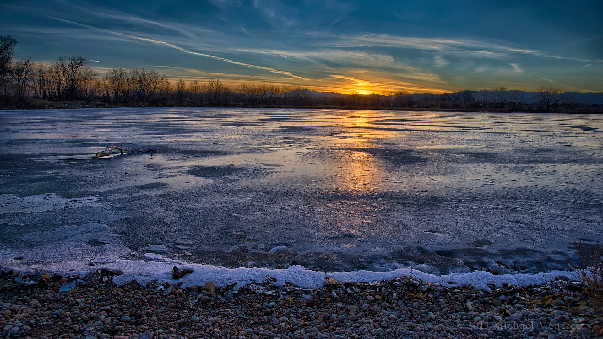 Photograph Cool Sunset Bro by Michael Menefee on 500px
