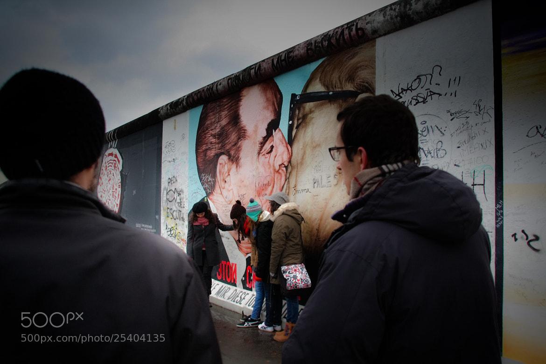 Photograph Berlin Wall by Sor Chandara on 500px