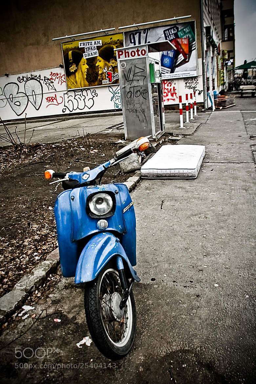 Photograph Berlin by Sor Chandara on 500px