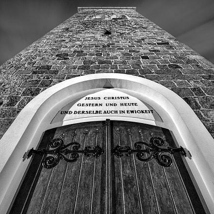 Dorfkirche Lichtenrade, Canon EOS 5D MARK III