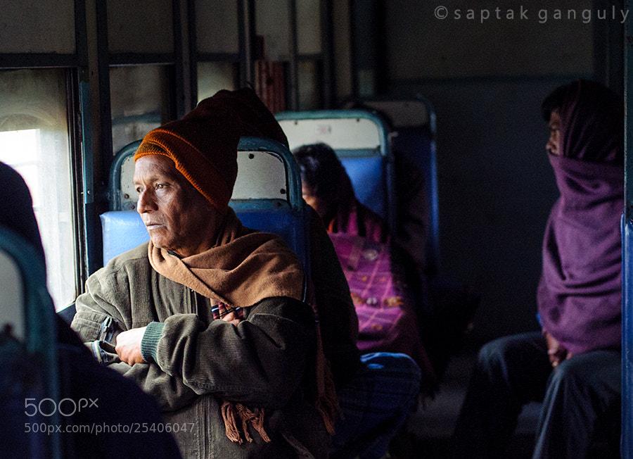 Photograph The Morning Train by saptak ganguly on 500px
