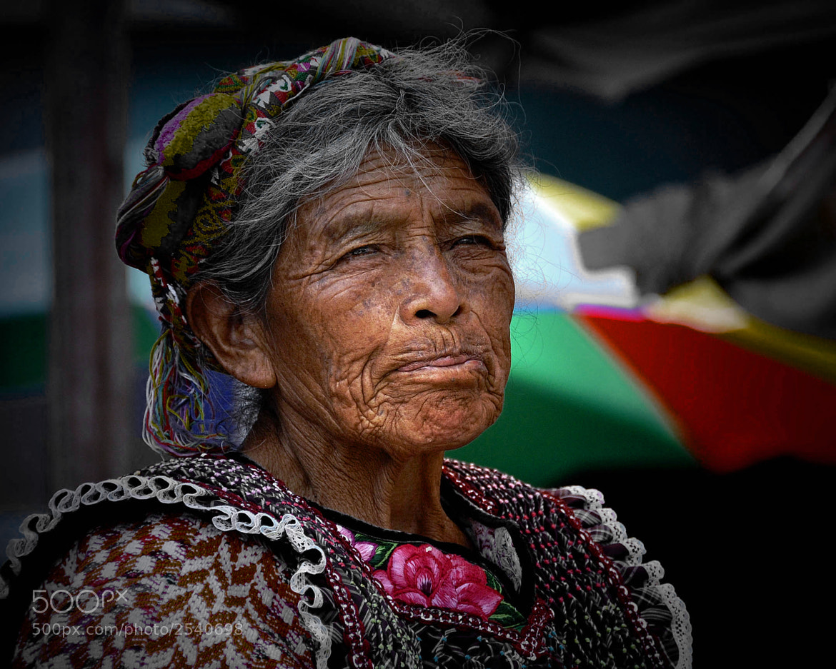 Photograph Woman in Almolonga Market by Tom Bell on 500px