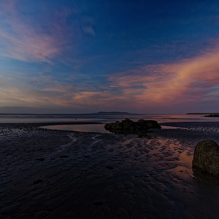 Sunset, Canon EOS 6D MARK II, Canon EF 16-35mm f/4L IS USM