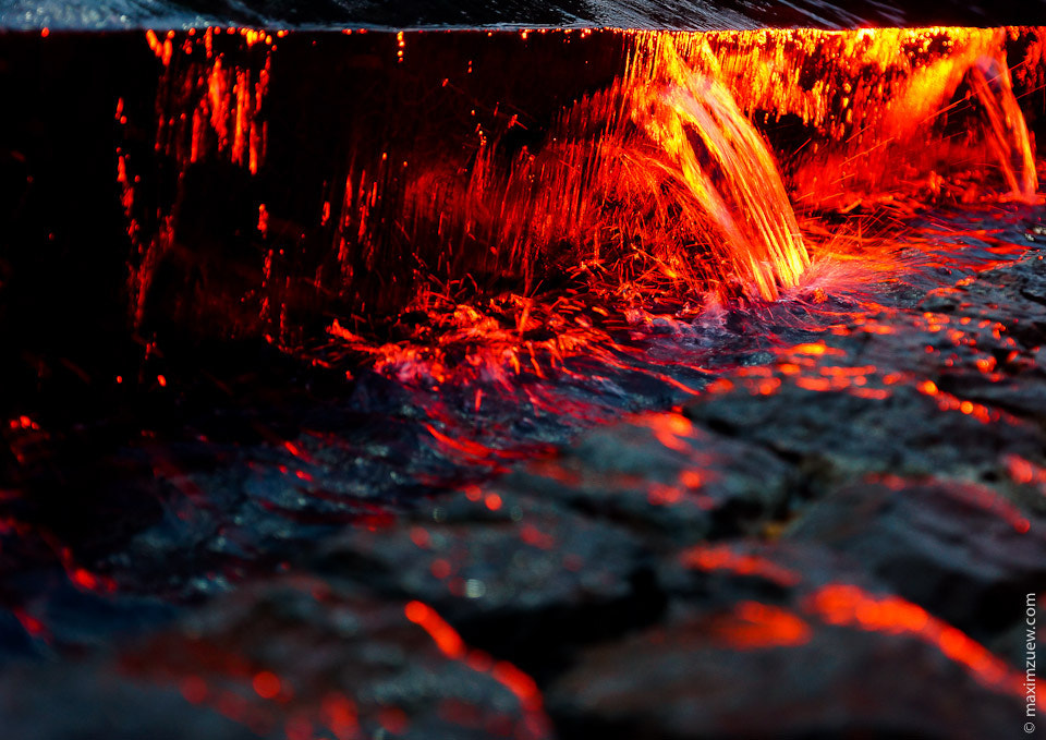 Photograph Water or Flame? by Max Zu on 500px