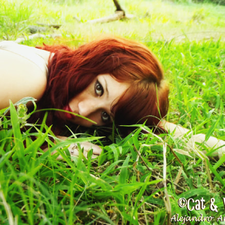 The Secret Garden No.2, Fujifilm FinePix S2950