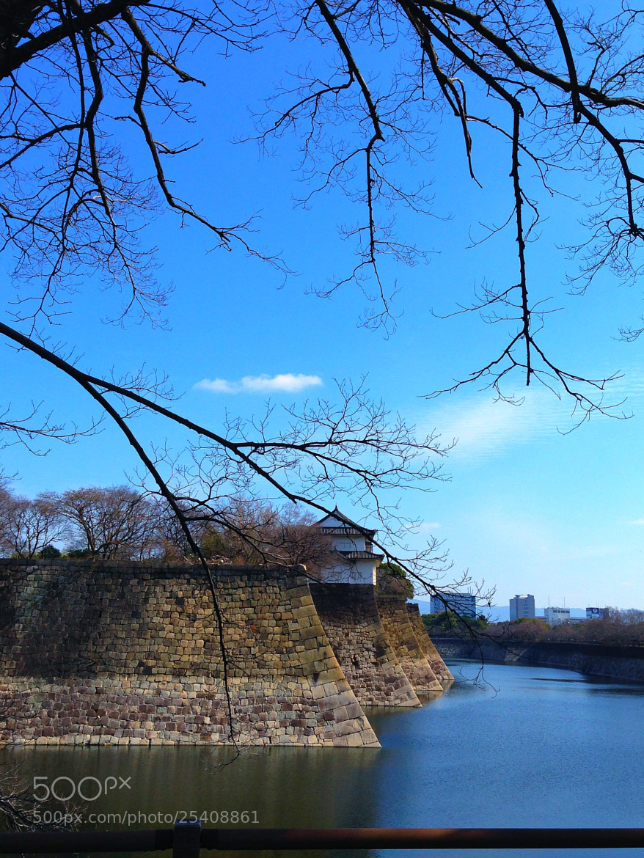 Photograph Osaka Castle by utty honey on 500px