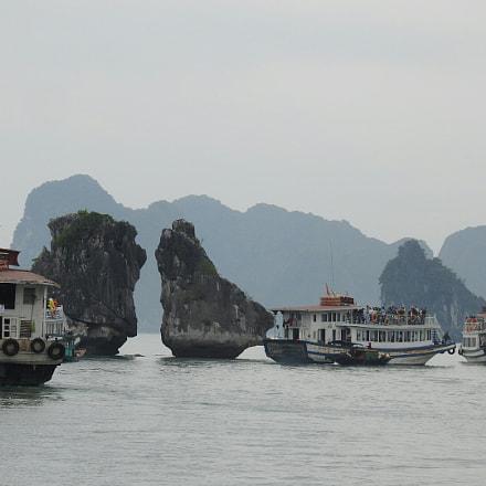 Vietnam Ha Long Bay, Nikon COOLPIX P900s