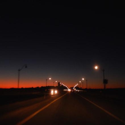 Heading West, Nikon COOLPIX S9600