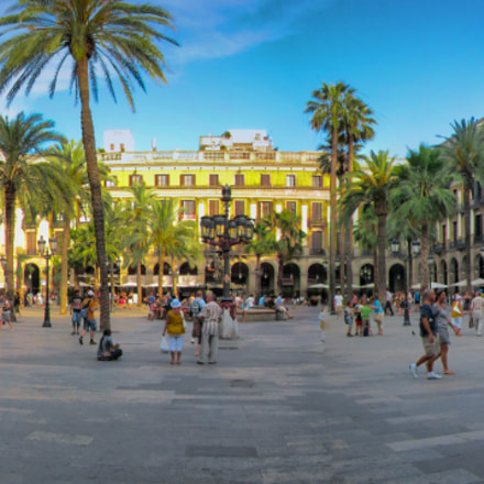 Barcelona, Canon POWERSHOT SX20 IS