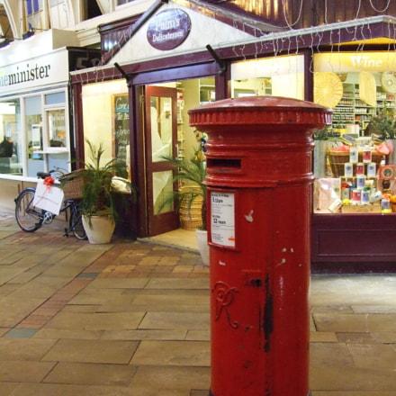 Covered Market, Oxford, UK, Fujifilm FinePix F40fd