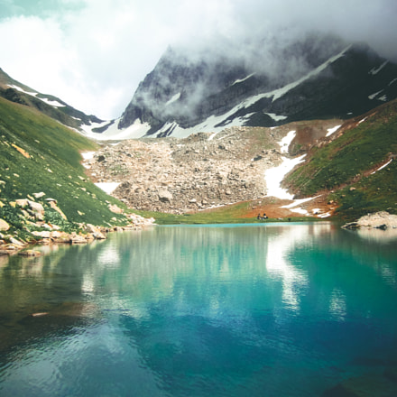 Udziro lake, Canon POWERSHOT A2200