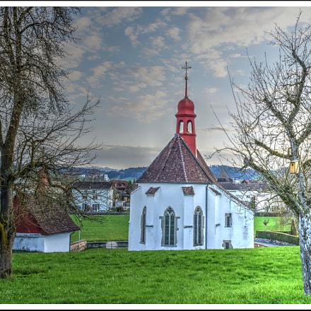 Sakramentskapelle Ettiswil, Nikon D810, AF-S Zoom-Nikkor 24-70mm f/2.8G ED