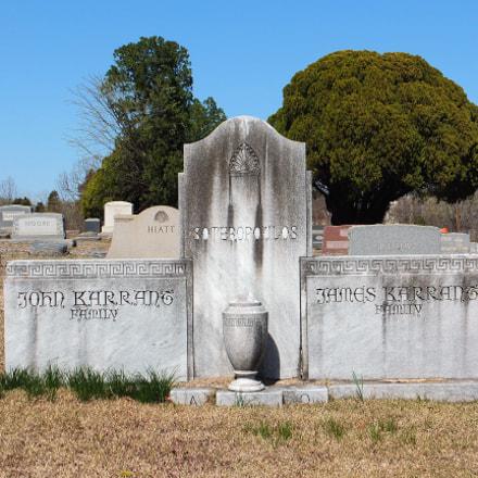 forest park cemetery memorials 4, Fujifilm FinePix F750EXR