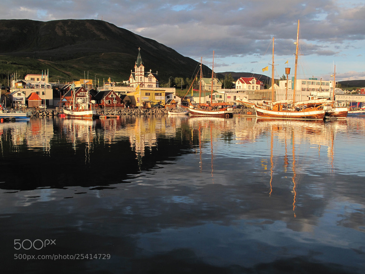 Photograph Husavik Iceland by stefano taffoni on 500px
