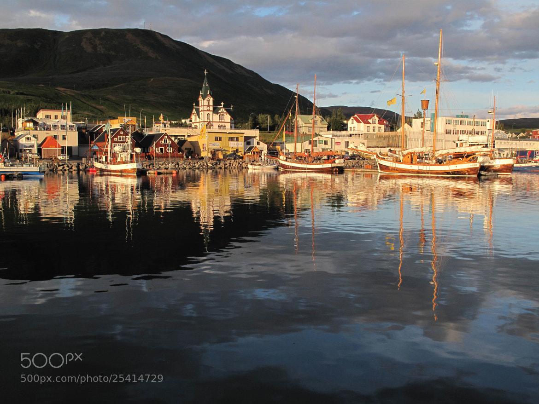 Photograph Husavik Iceland by stefano taffoni on 500px