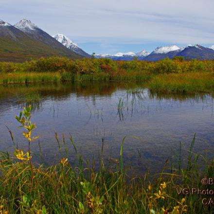 Yukon in Autumn, Pentax K-5 II S, smc PENTAX-DA 18-55mm F3.5-5.6 AL WR