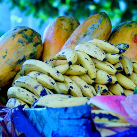 Tropical Fruits, Sony SLT-A55V, Sony 50mm F1.4 (SAL50F14)
