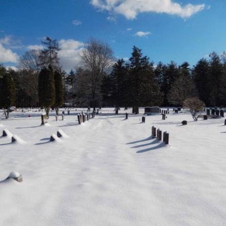 Town Cemetery, Nikon COOLPIX S9600