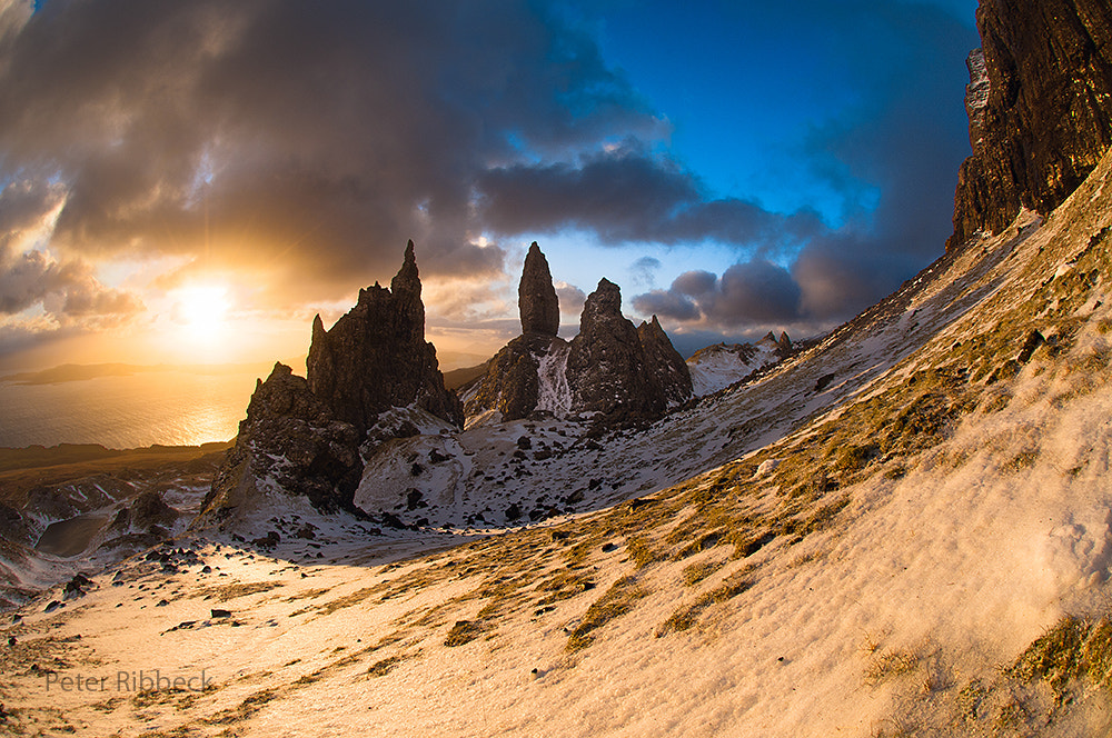 Photograph The Storr 06-02-13 by Peter Ribbeck on 500px