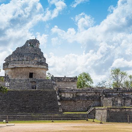Mayan Astronomical Observatory, Nikon COOLPIX P7800