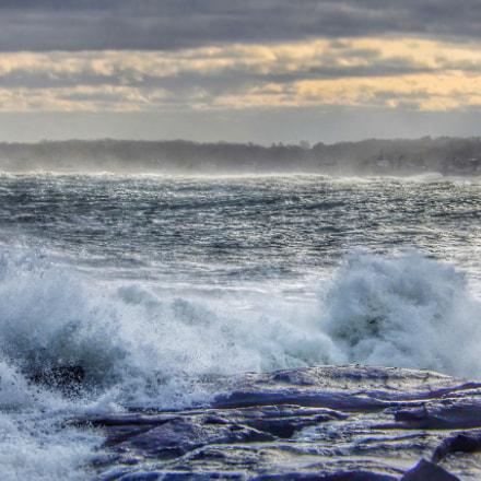 Crashing Waves, Nikon COOLPIX S9600