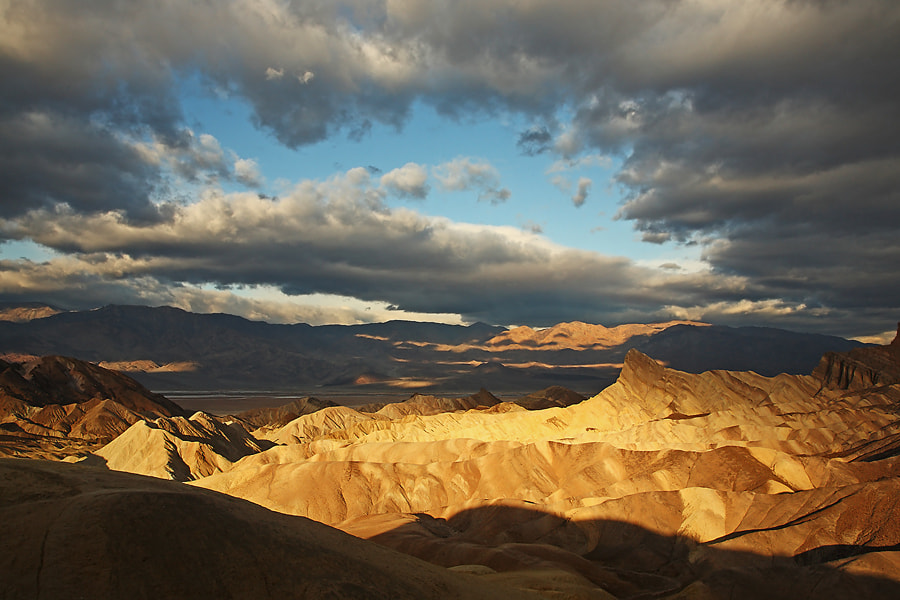 Photograph zabriskie point by donald luo on 500px